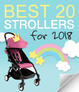 Mom's Picks: Top 20 Best Strollers for 2019